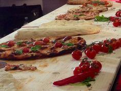 Pizza at Cibus 2014, Parma, Italy