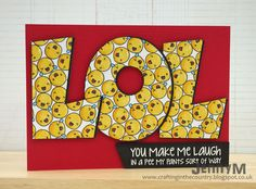 Seven Hills Crafts Blog: Laughing Out Loud