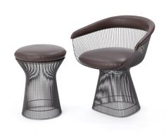 Easy Chair By Warren Platner For Knoll - Products - Blog - Inner Design