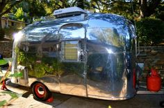 1961 Airstream Bambi Full Bathroom & Kitchen-Air #62 - Tin Can Classifieds