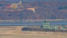 Guarda costeira sul-coreana intercepta navio com tripulantes que se recusam a voltar para a Coréia do Norte. A Guarda Costeira da Coreia do Sul interceptou