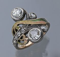Would you loveto have such  beautiful vintage ring? ;)