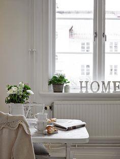 *Дизайн и декор* - Квартира в Швеции