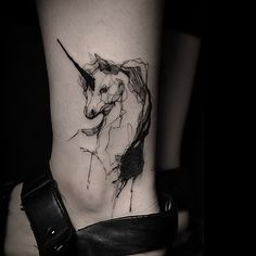 Unicorn , #coverup#coveruptattoo .