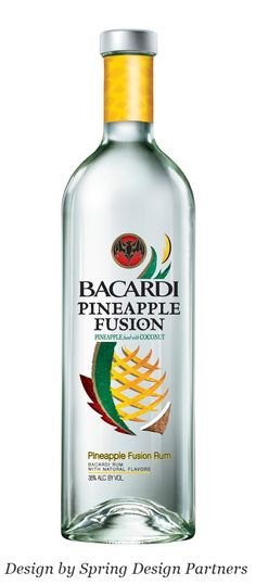 Just in time for summer! New Bacardi flavor!