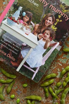 Edamame Basil Hummus Dip | Gluten Free & Vegan Recipe on FamilyFreshCooking.com | Cookbook Giveaway