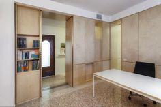Ristrutturazione sede Ordine Architetti di Pavia - Office renovation - armadio - multistrato betulla - birch