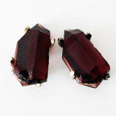 Pair of  Yves St. Laurent Earrings #toronto