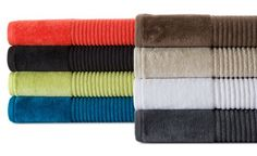 Aspiree Egyptian Cotton Towel Range by House of Sheffield Order here: http://www.beddingsquare.com.au/aspiree-egyptian-cotton-towel-range-house-of-sheffield-p.html