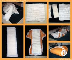 diy cloth diaper liners