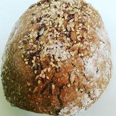 Pan de semillas y centeno