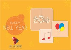 Wishing you a year filled with great joy, peace and prosperity. Have a wonderful year ahead. Happy new year 2016!