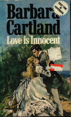 Romance Fiction - BARBARA CARTLAND - Love is Innocent was listed for R25.00 on 23 Mar at 22:32 by pteradactyl1 in Johannesburg (ID:176966803)