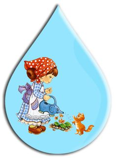 Special Education Activities, Nature Activities, Activities For Kids, Water Saving Tips, Water Day, Weather Seasons, Water Cycle, Cute Clipart, Ceramics Projects