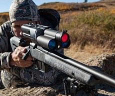 Precision Guided Smart Rifle