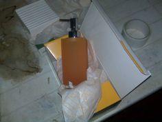 Regia Murales soap dispenser