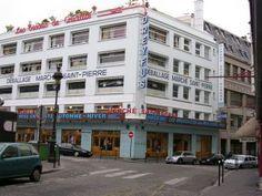 Fabric Stores Paris