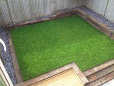 Our blank canvas Blank Canvas, Garden Inspiration