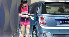 Samsung'tan Elektrikli Otomobil Atağı