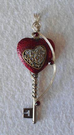 Sweet Valentine's Love pendant