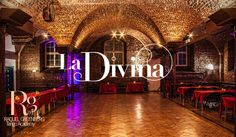 La Divina The most intimate and authentic tango night in London at the atmospheric Crypt. Come and Join us. Every Thursday from 18:30 Clerkenwell Close, EC1R 0EA #tango #dance #london #