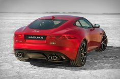 Jaguar AWD F Type R