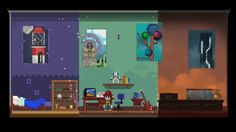 A Pixel Story Retells The History of Gaming