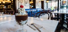 On July National Hot Fudge Sundae Day takes a turn representing National Ice Cream Month in delicious style. Feast on this tasty ice cream dessert. Tasty Ice Cream, Make Ice Cream, Whipped Cream, Hot Fudge, National Ice Cream Month, National Day Calendar, Cooking Websites, Holiday Day, Cake Day
