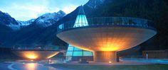 Aqua Dome in Langenfeld, Austria.  Best modern spa going.  True relaxation.  Baths, saunas, steam rooms, cold falls, etc.