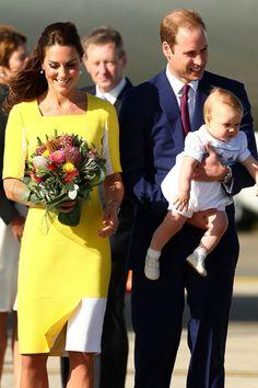 Duchess watch: Vogue's guide to the Royal tour - Vogue Australia