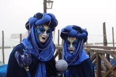 """Abend EXPRESS: Der Karneval von Venedig– Der """"schöne"""" Karneval."""