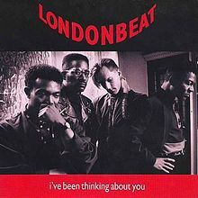 """""""I've Been Thinking About You"""" is a song recorded by Londonbeat. It was released as a single in the last months of 1990 in many countries.  It hit number one on the Billboard Hot 100[1] on April 13, 1991, having hit number two in the United Kingdom the previous year.[2] The song also topped the singles charts in Spain, Sweden, Germany, Switzerland, Austria, the Netherlands and Australia as well as in Costa Rica."""