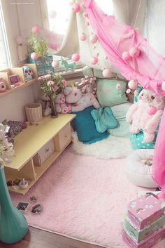 Nice D?coration Chambre Kawaii that you must know, You?re in good company if you? Girl Bedroom Designs, Girls Bedroom, Bedroom Decor, Bedroom Ideas, Bedroom Themes, Princess Bedrooms, Princess Room, Princess Beds, Daddys Princess