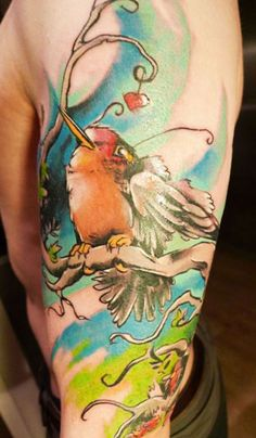 Tattoo Artist - Bobek Tattoo | www.worldtattoogallery.com/tattoo_artist/bobek-tattoo