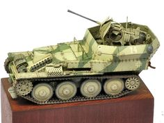 Anti-Aircraft armour Flakpanzer 38(t)