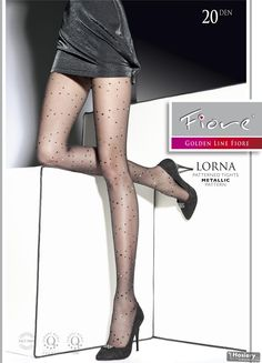 Angel patterned tights Fiore imitating stockings NEW White Black Wedding Tights