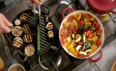 Jamie Oliver's 15 Minute Meals-CBS Episodes – recipes not written just videos worth writing down