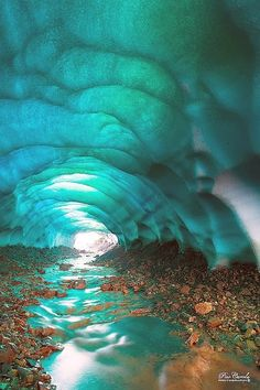 Crystal Caves, Iceland: