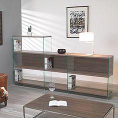MINAR by Homemania Il Progetto di mobili Bianco//Noce