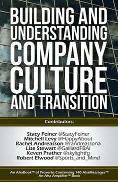 Building and Understanding Company Culture and Transition ebook by Feiner - Rakuten Kobo Sharing Quotes, Positive And Negative, Audiobooks, Finance, This Book, Ebooks, Business Leaders, Culture, Reading