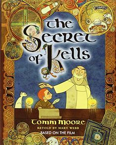 The Secret of Kells by Tomm Moore https://smile.amazon.com/dp/1847175848/ref=cm_sw_r_pi_dp_x_joycyb1SARMQP