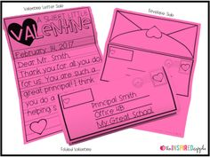 Teaching letter writing to kindergarten, first grade, and second grade students is even more fun and engaging with this Valentine Day activity! Your students will love selecting a staff member to send a poster-sized Valentine to, all while learning the pa Kindergarten Writing, Teaching Writing, Writing Activities, Vocabulary Activities, Academic Writing, Student Teaching, Preschool Worksheets, Teaching Spanish, Teaching Ideas