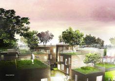 EUROPAN'10 Århus - ADEPT Architects - 2009 on Behance