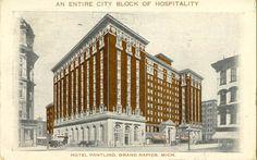 Pantlind Hotel - c. 1920