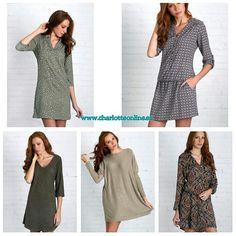 vestidos para cada día de la semana www.vharlotteonline.es