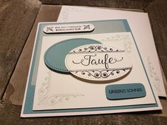 Katrin's Bastlkastl: Taufe - Einladungen