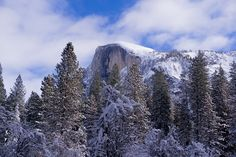 """Christmas at Yosemite [2048 x 1365] [OC]"" by Matmospheric in EarthPorn - Imgur"