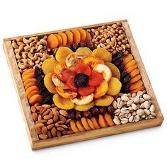 fruit & nut tray