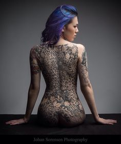 1337tattoos - Molly Fassbender x Johan Sorensen submitted...