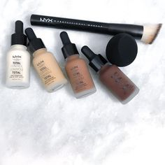 "79.6k Likes, 464 Comments - NYX Professional Makeup (@nyxcosmetics) on Instagram: ""@beautifice reviews our Total Control Drop Foundation, now available in six new shades (which…"""